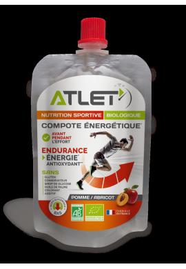 ATLET COMPOTE ENERGETIQUE BIO