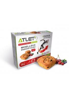 ATLET MOELLEUX ÉNERGÉTIQUES  FRUITS ROUGES
