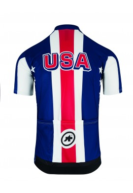 Assos SS.JERSEY USA CYCLING