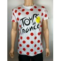 Le Tour de France T-shirt à Pois