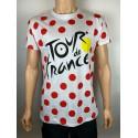 Le Tour de France T-shirt à Pois