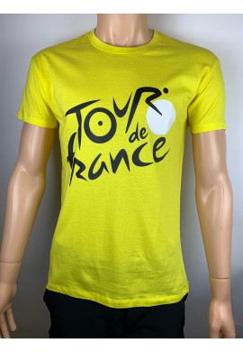 Le Tour de France T-shirt jaune
