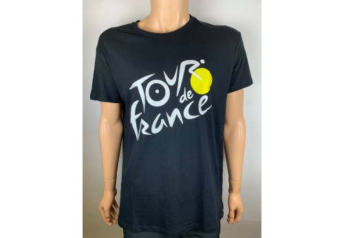Le Tour de France T-Shirt noir