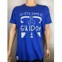 Le Tour de France T-shirt bleu