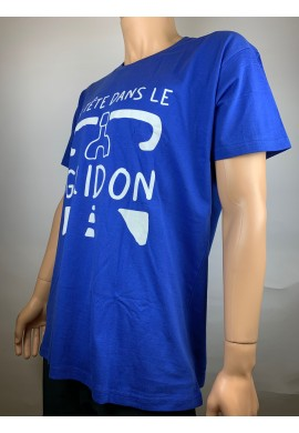 Le Tour de France T-shirt bleu