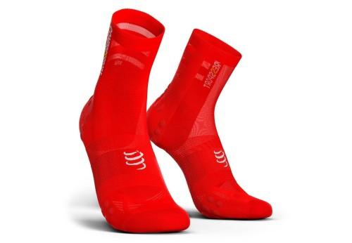 Chaussette Compressport Racing socks V3.0