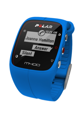 POLAR M400 BLEU HR