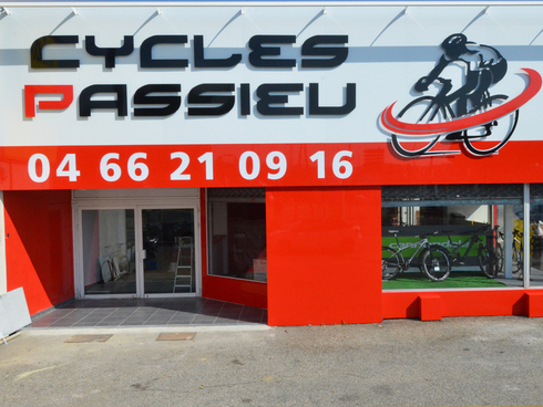 magasin velo nîmes cycle passieu